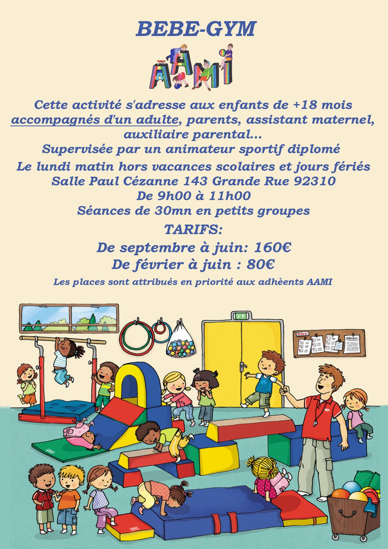 Sehr Association des Assistantes Maternelles Indépendantes de Sèvres PL81
