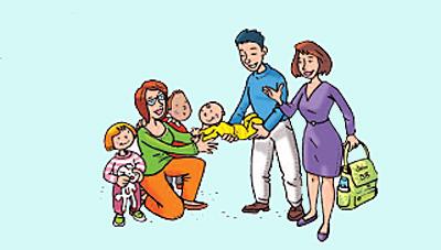 Re ussir accueil d un enfant